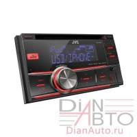 Автомагнитола CD DVD JVC KW-XR400EE